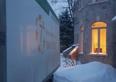déménagement résidentiel Montréal