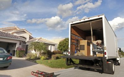 Coûts approximatifs de déménagement: Coûts de déménagement moyens
