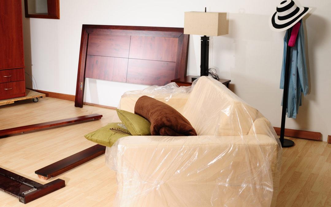 Ce que les déménageurs doivent faire pour protéger votre maison le jour du déménagement