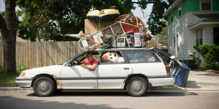 Comment déplacer de longues distances au Canada
