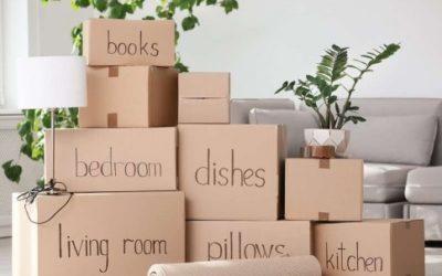 6 hacks faciles à organiser avant de déménager